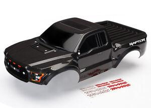TRAXXAS-5826A-Carrosserie-Ford-RAPTOR-BLACK-BODY-FORD-Raptor-BLACK