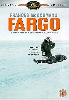 Fargo (Special Edition) [1996] [DVD], , Used; Good DVD