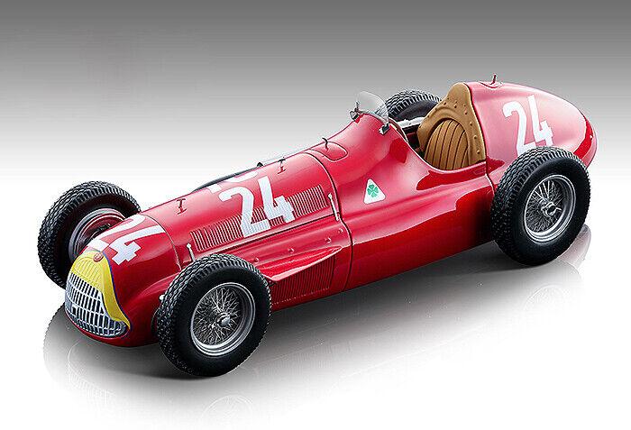 Alfa Romeo Alfetta 159M  24 Fangio 1951 F1 Swiss Gp 118 a Tecnomodellololo TM18147C