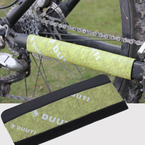 Frame Chain Protector Cycling Mountain Bike Stay Front Fork Protection Guard