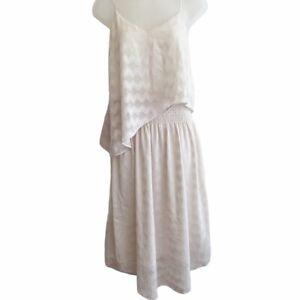 RAMY BROOK dress with asymmetrical top
