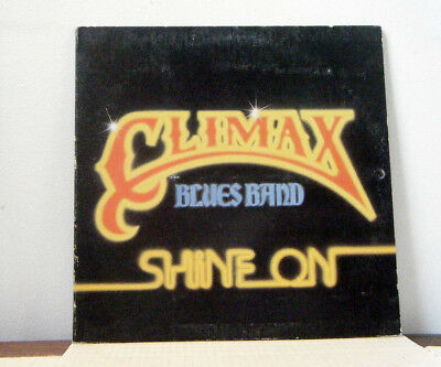 Climax Blues Band Lp Shine On 1978 Sire Ebay