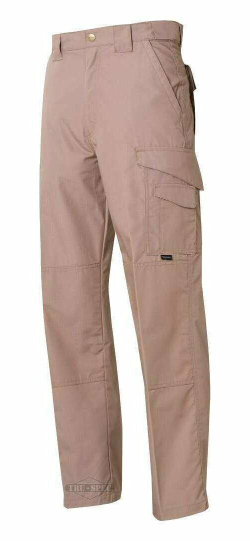 Tru-Spec 24-7 Pants Polyester Cotton Rip-Stop, Coyote TR-1063