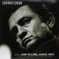 Johnny Cash - Sings Hank Williams George Jones & Other Classic C [new Vinyl] Hol on Sale