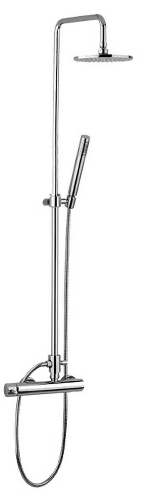 ZCOL603CR EASY PLUS Colonna doccia regolabile EASY PLUS con deviatore PAFFONI