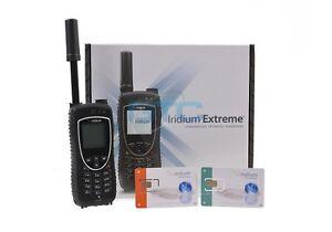 kostenlose prepaid sim karte Iridium 9575 Extreme Satellite Phone With FREE Prepaid & Postpaid