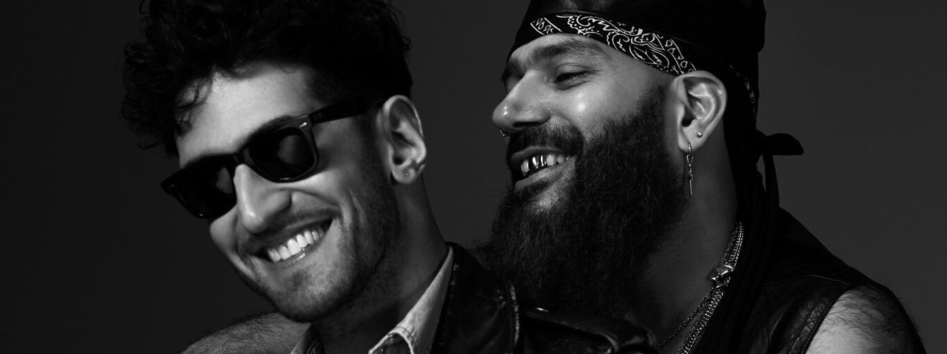 Chromeo and The Glitch Mob