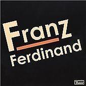 Franz Ferdinand - Franz Ferdinand (Limited Edition) (CD 2004) 2 DISCS -DIGIPAK