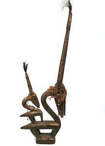 Art-Africain-Arts-Premiers-Cimier-Ci-Wara-Quality-African-Art-Item-62-5Cms