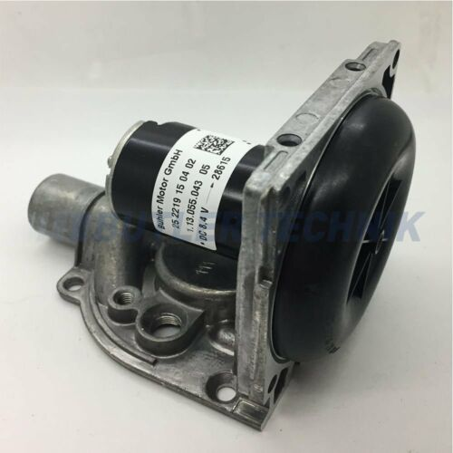 Eberspacher D5WSC combustion air blower motor Hydronic 12v252219991600