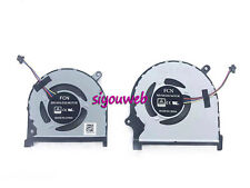 EJTONG CPU+GPU Cooling Fan for DELL insprion 15-7590 7591 P83F 0MPHWF 0861FC