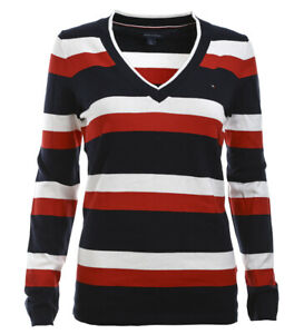 Sweater Alle Gro/ßen Tommy Hilfiger Damen Pulli Pullover