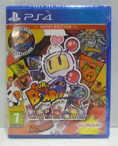 SUPER-BOMBERMAN-R-SHINY-EDITION-PLAYSTATION-4-PS4-NUOVO-SIGILLATO-NEW