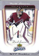 05-06 UPPER DECK MVP ROOKIE RC #402 DAVID LENEVEU COYOTES *2435
