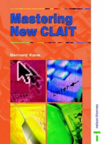 1 of 1 - Mastering New CLAIT, New Books