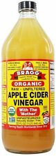 Bragg - Organic Apple Cider Vinegar with Mother - 32 fl. oz.