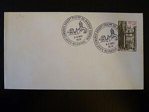 Ambitieux France Premier Jour Fdc Yvert 1875 Congres Philatelique 0,80f Issoire 1976 Doux Et AntidéRapant