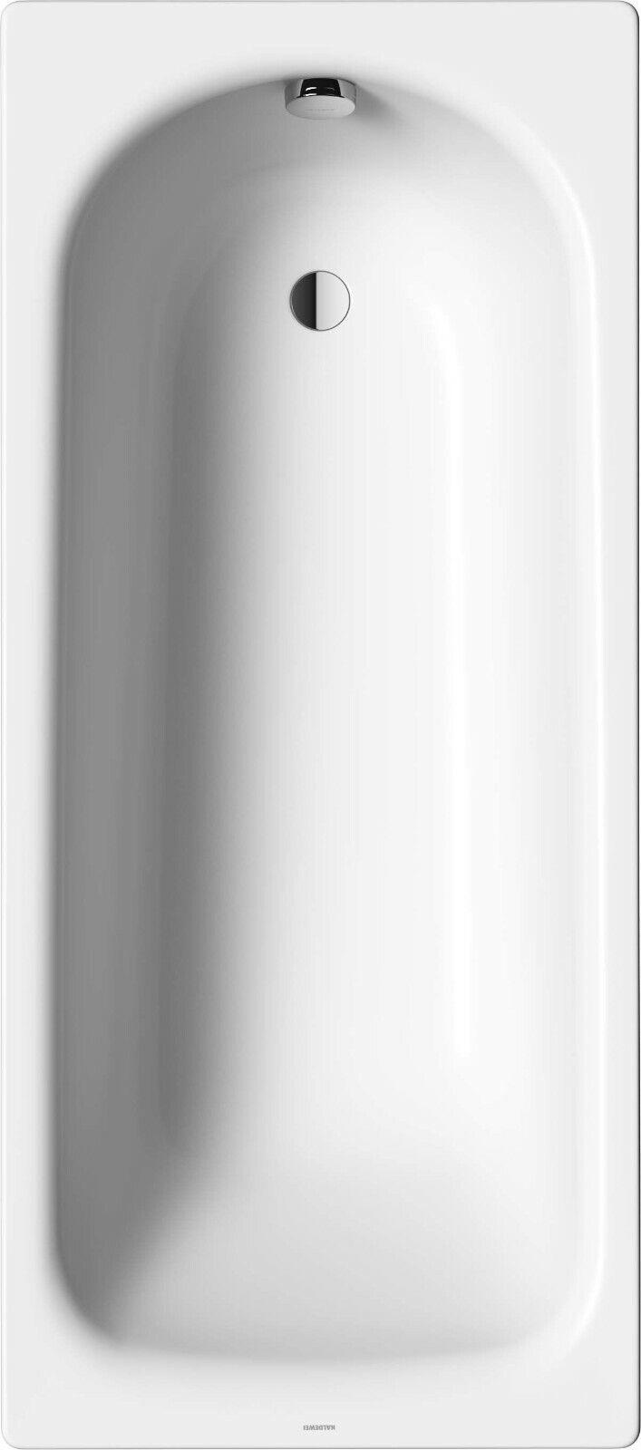 KALDEWEI 20 20 Saniform Plus Badewanne mit Träger 2060x20 cm   Weiß ...