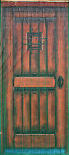 Bamboo Beaded Curtain Room Divider Brown Wooden Door Wall Hanging Birthday Gift