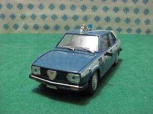 ALFA-ROMEO-Alfetta-2000-Squadra-Volante-1983-1-43-Progetto-K-242-MIB