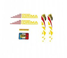 Corima Carbon Bicycle Decals-Transfers-Stickers n.01