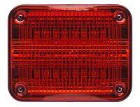 Whelen 900 Series Red Super Led, Red Lens - 90rr5frr -