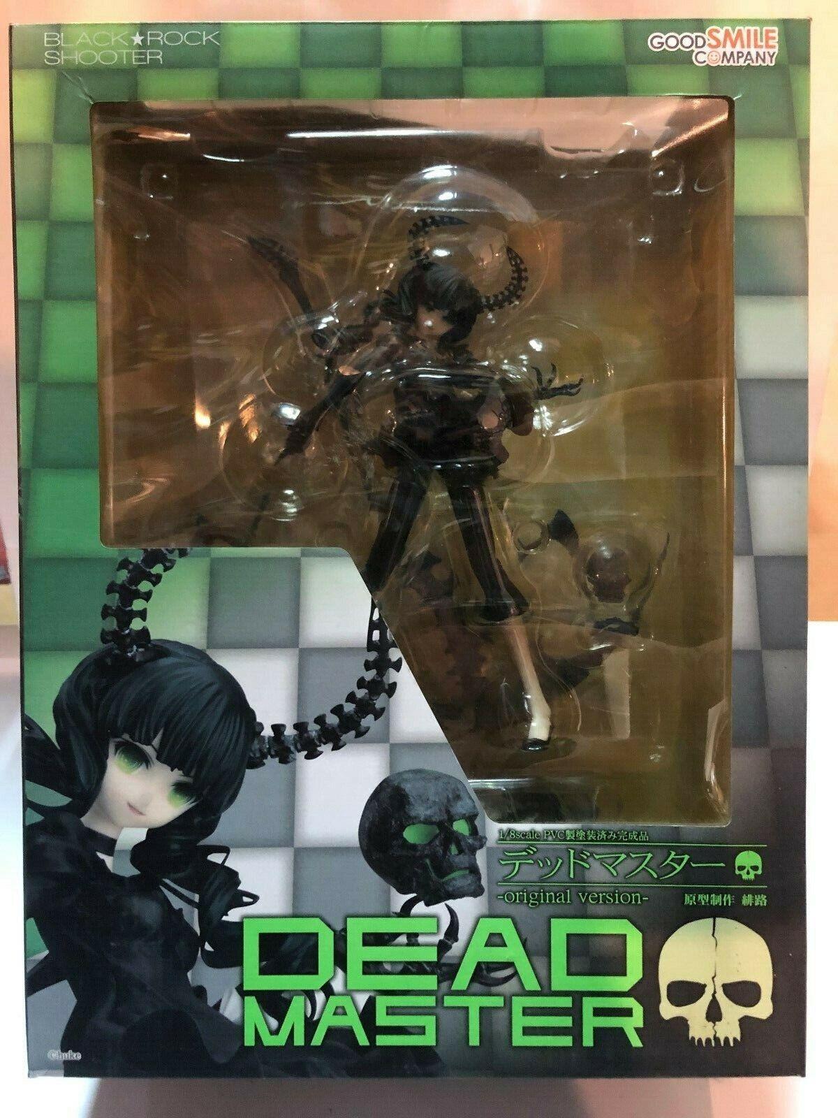 Black Rock Shooter Dead Master PVC Figure Good Smile Company