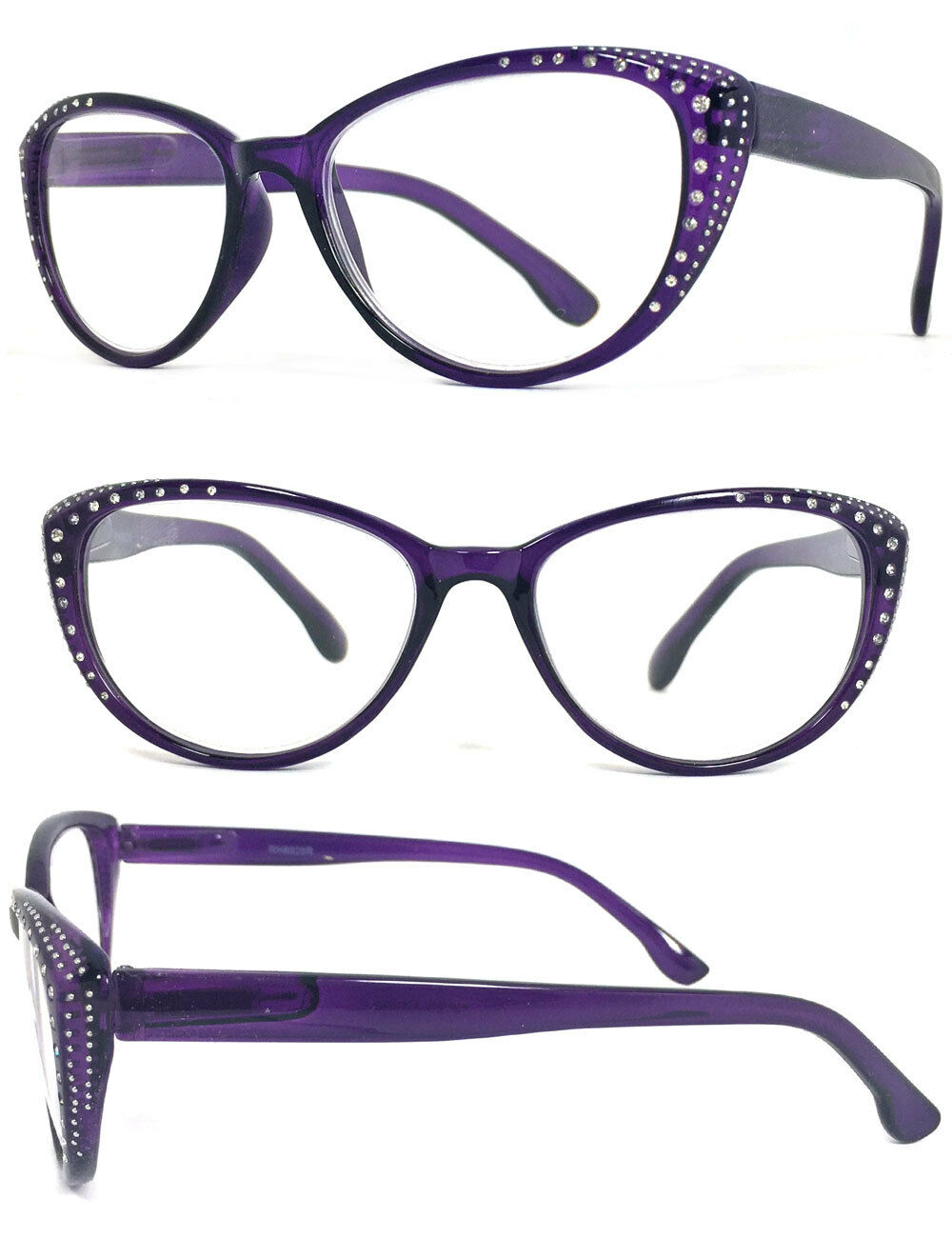 how to clean reading prescription glasses