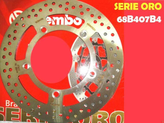 BREMBO SERIE ORO 68B407B4 DISCO FRENO DELANTERO SUZUKI BURGMAN 650 ABS AÑO 2007