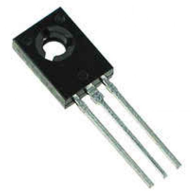 5 x C4370A KTC4370A Silicon NPN Power Transistor TO-220F 160V 1.5A