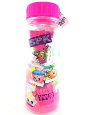 New Shopkins Water Bottles With Lip Blam & Shower Gel Bath Set