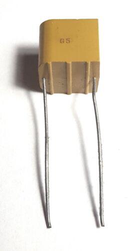 5pcs Kemet 25V 68uF Tantalum Molded Radial T340 Capacitor T340E686J25AS