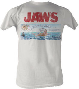 Jaws-Amity-Island-Welcomes-You-Help-Shark-Adult-T-Shirt-Classic-Movie