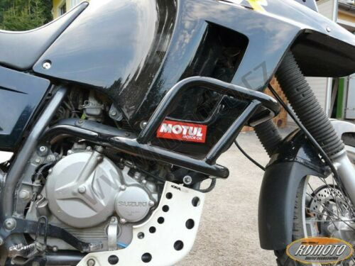 Suzuki DR 800 Big Sturzbügel schwarz 1990-1999 Motorschutz Schutzrahmen