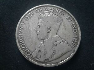 Canada-50-cents-1914-George-V