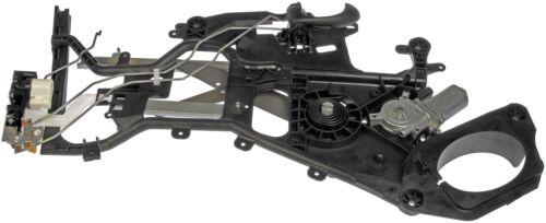 Power Window Motor and Regulator Assembly Front Left Dorman 741-821