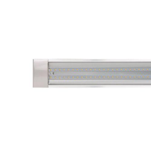 LED 60//90//120//150cm Leuchtstoffröhre Deckenleuchte Büroleuchte ULTRASLIM 25mm