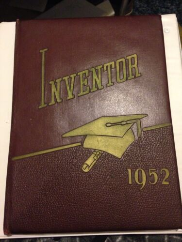 """Inventor"" Edison High School Frenso CA 1952"