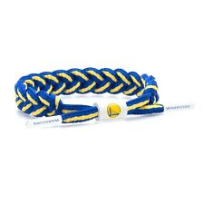 $12 Rastaclat x NBA Golden State Warriors Bracelet blue yellow