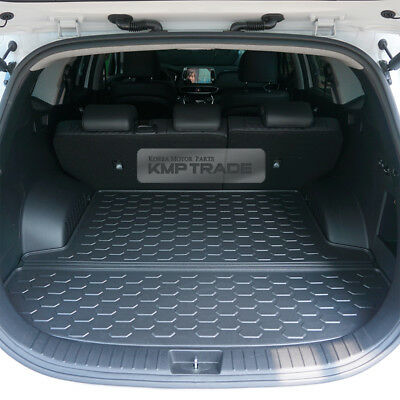 Folding Trunk Mat Liner Cargo Tray Factory Style For