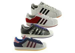 NEW-ADIDAS-ORIGINALS-SUPERSTAR-2-MENS-COMFORTABLE-LACE-UP-SHOES-SNEAKERS