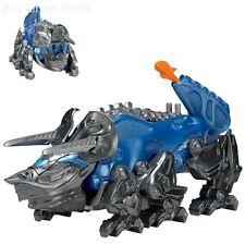Power Rangers Movie Triceratops bataille Zord avec BLUE RANGER Figure