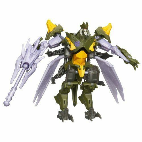 Transformers A2071 Prime Beast Hunters Commander Class Hardshell Figure Toy