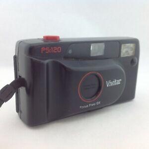 Vivitar-PS-120-35mm-Point-and-Shoot-Camera