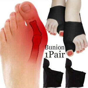 Pain-Relief-Splitter-Reusable-Toe-Separator-Bunion-Sleeves-Foot-Care-Corrector