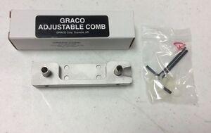 GRACO Browning Adjustable Comb Hardware 420 NIB
