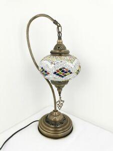 Swan Neck Turkish Lamp No 3 – Lamptastico