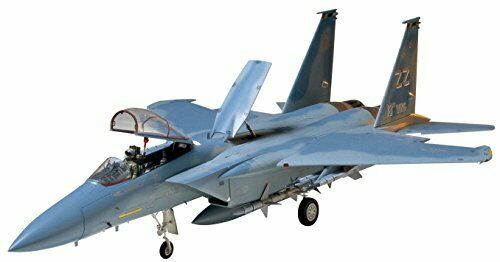 Tamiya Modelos McDonnell Douglas F-15C Eagle Modelo Kit