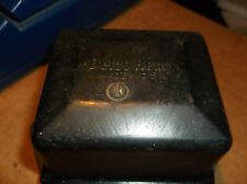 1937-39 Cadillac LaSalle Packard Delco regulator  GM 1118204