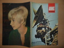 ARMEERUNDSCHAU 4 - 1967 ** NVA DDR Soldaten Magazin Radar Pin-UP Britt Kersten